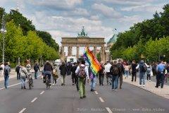 Strasse des 17. Juni, Berlin