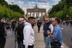 Atilla Hildmann, Polizist