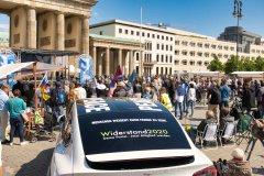 Widerstand 2020, Berlin