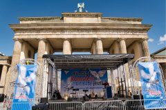 Kündigt Ramstein am Brandenburger Tor
