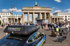 Widerstand 2020, Kündigt Ramstein