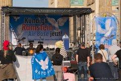 Kündigt Ramstein, Berlin