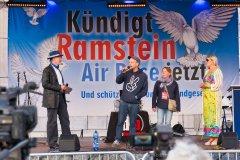 Abschluss von Kündigt Ramstein, 30. Mai 2020, Berlin